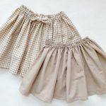 簡単かわいい!キュロットスカートの作り方【80~120㎝】