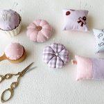 はぎれで作れる!簡単かわいいピンクッションの作り方|ハンドメイド 初心者のための洋裁メディア縫いナビ|丸石織物