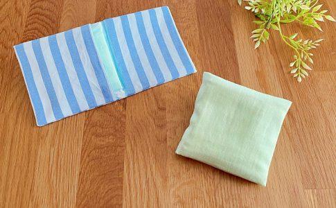 サニタリーケースの作り方-完成|ハンドメイド初心者のための洋裁メディア縫いナビ|マルイシ織物