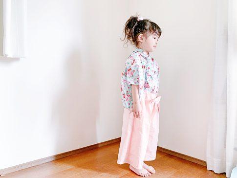 シンプルで簡単に作れる袴風パンツの作り方|ハンドメイド初心者向け洋裁メディア縫いナビ